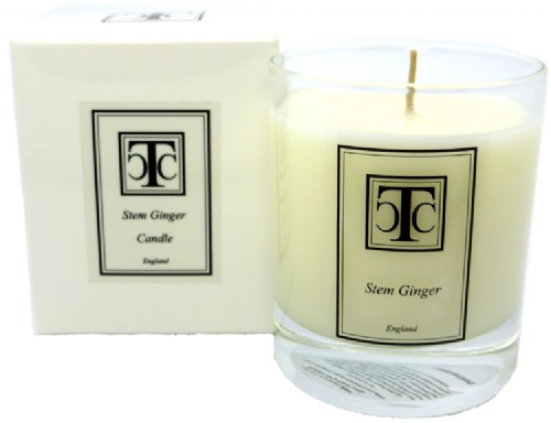Stem Ginger Scented Candle 30 hour